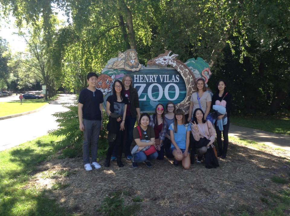 UZS visits the zoo